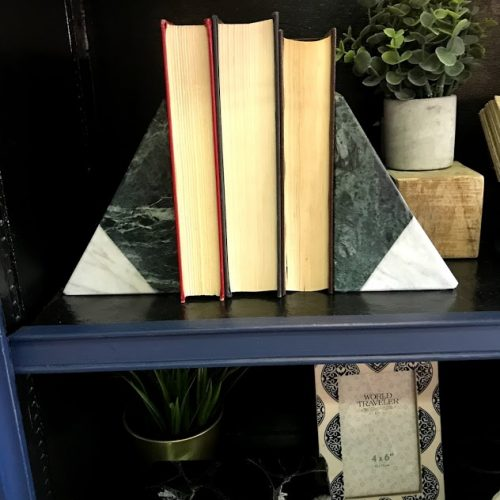 Marble Book End